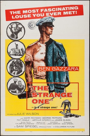 The Strange One - Movie Poster (thumbnail)