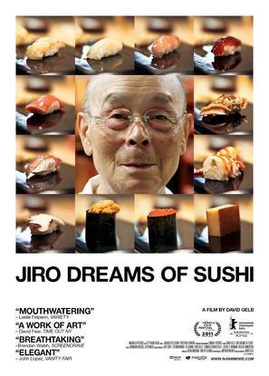 Jiro Dreams of Sushi - Movie Poster (thumbnail)