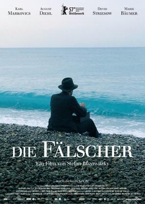 Die Fälscher - German Movie Poster (thumbnail)