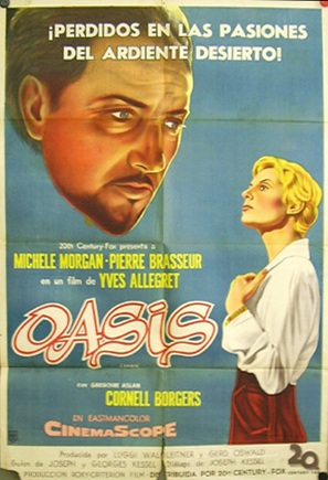 Oasis - Argentinian Movie Poster (thumbnail)