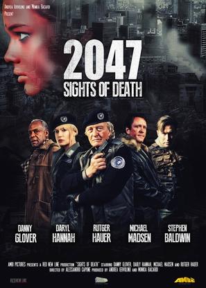 2047: Sights of Death - Italian Movie Poster (thumbnail)