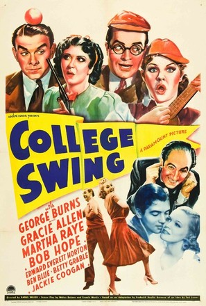 College Swing - Movie Poster (thumbnail)