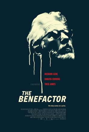 The Benefactor - Movie Poster (thumbnail)