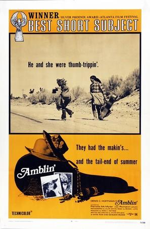 Amblin' - Movie Poster (thumbnail)
