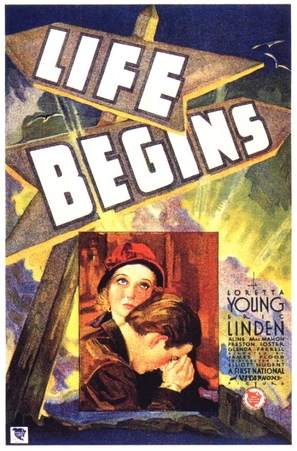 Life Begins - Theatrical poster (thumbnail)