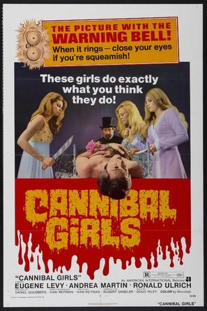 Cannibal Girls - Movie Poster (thumbnail)