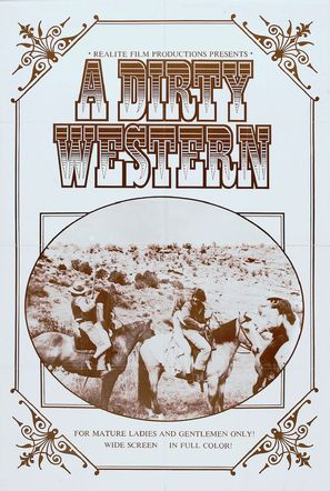 A Dirty Western - Movie Poster (thumbnail)