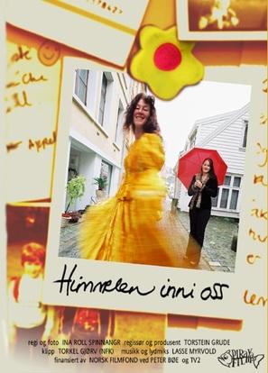Himmelen inni oss - Norwegian Movie Poster (thumbnail)