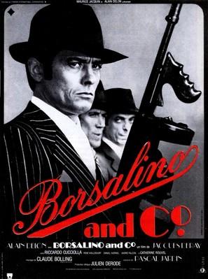 Borsalino and Co. - French Movie Poster (thumbnail)