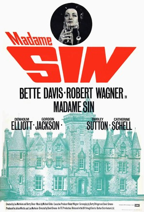 Madame Sin - British Movie Poster (thumbnail)
