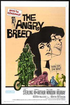 The Angry Breed - Movie Poster (thumbnail)