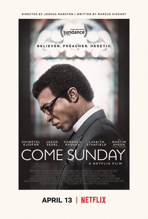 Come Sunday - Movie Poster (thumbnail)