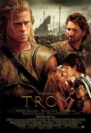 Troy - Movie Poster (thumbnail)