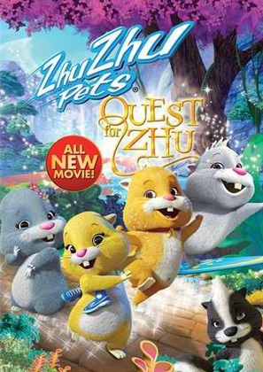 Quest for Zhu - DVD cover (thumbnail)