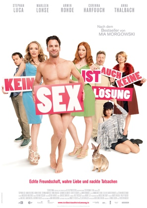 Kein Sex ist auch keine Lösung - German Movie Poster (thumbnail)