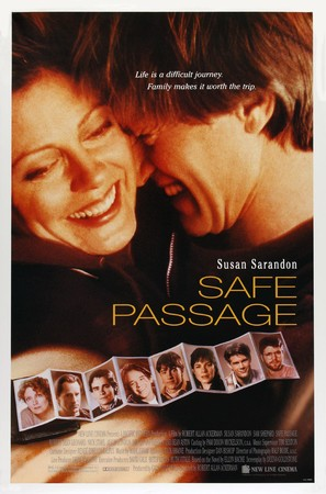 Safe Passage - Movie Poster (thumbnail)