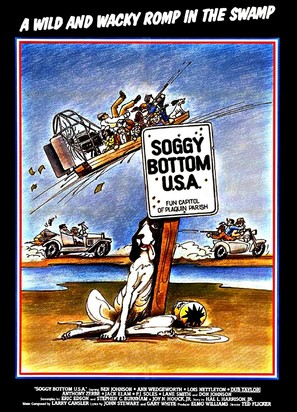 Soggy Bottom, USA - Movie Poster (thumbnail)