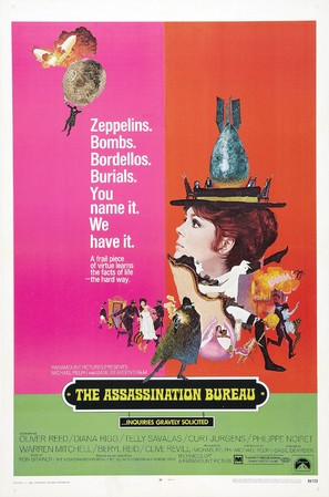 The Assassination Bureau - Movie Poster (thumbnail)