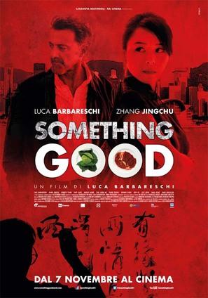 Something Good - Italian Movie Poster (thumbnail)