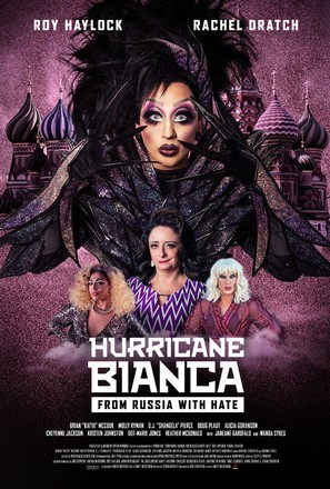 Hurricane Bianca: From Russia with Hate - Theatrical movie poster (thumbnail)