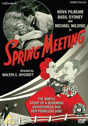 Spring Meeting - British DVD movie cover (thumbnail)