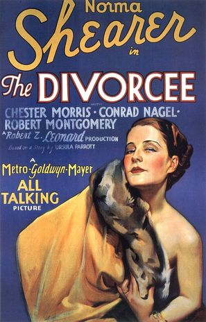 The Divorcee - Movie Poster (thumbnail)