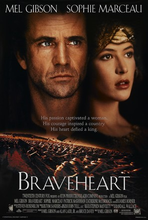 Braveheart - Movie Poster (thumbnail)
