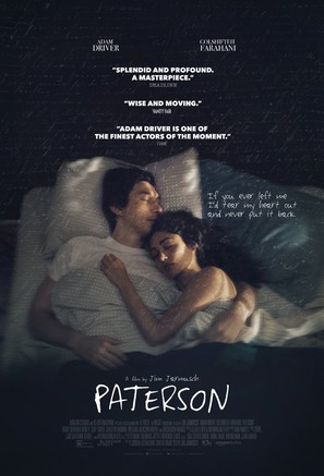 Paterson - Movie Poster (thumbnail)