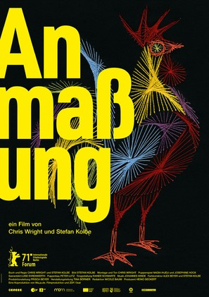Anamnesis - German Movie Poster (thumbnail)