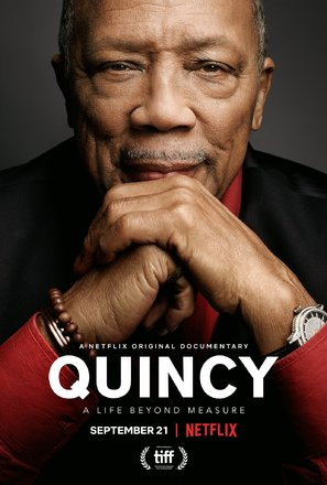 Quincy - Movie Poster (thumbnail)