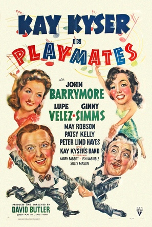 Playmates - Movie Poster (thumbnail)