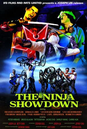 The Ninja Showdown - Movie Poster (thumbnail)