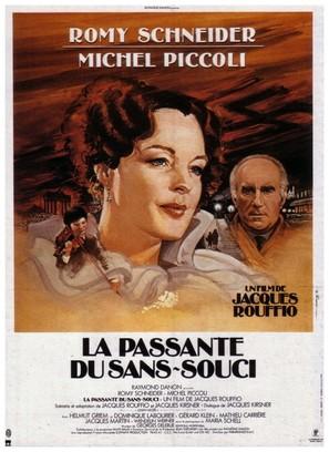 La Passante du Sans-Souci - French Movie Poster (thumbnail)