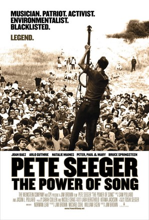 Pete Seeger: The Power of Song - Movie Poster (thumbnail)