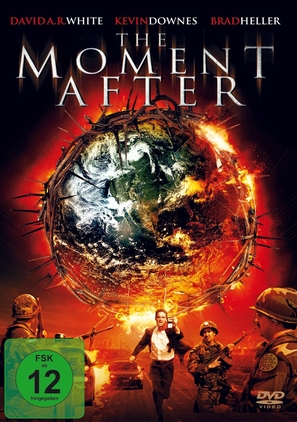 The Moment After - German DVD cover (thumbnail)