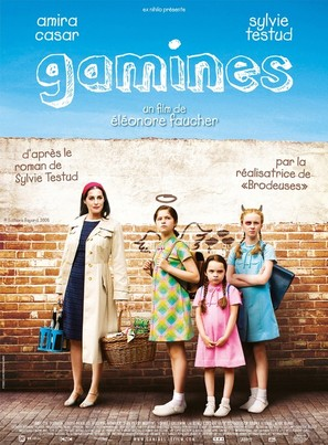 Gamines - French Movie Poster (thumbnail)