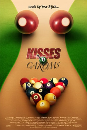 Kisses and Caroms - Movie Poster (thumbnail)