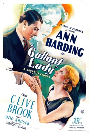 Gallant Lady - Movie Poster (thumbnail)