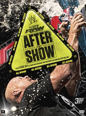 Best of Raw After the Show - DVD movie cover (thumbnail)