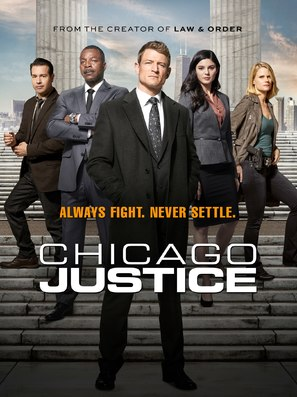 """""""Chicago Justice"""" - Movie Poster (thumbnail)"""