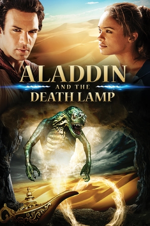 Aladdin and the Death Lamp - DVD movie cover (thumbnail)