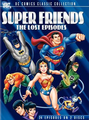 """Super Friends"" - Movie Cover (thumbnail)"