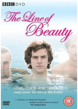 """""""The Line of Beauty"""" - British DVD movie cover (thumbnail)"""