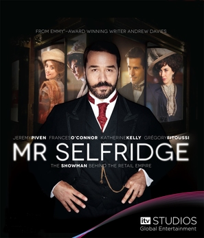 """Mr Selfridge"" - British Movie Poster (thumbnail)"