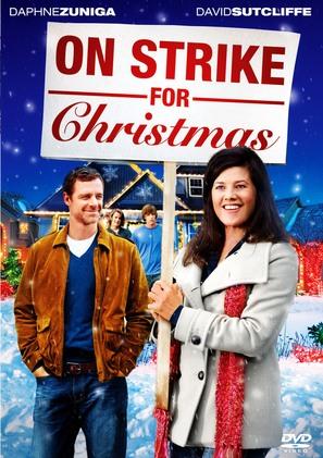 On Strike for Christmas - DVD movie cover (thumbnail)