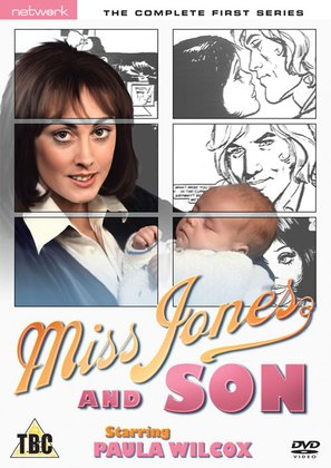 """Miss Jones and Son"" - British DVD cover (thumbnail)"