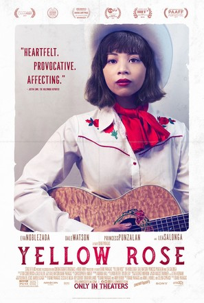 Yellow Rose - Movie Poster (thumbnail)