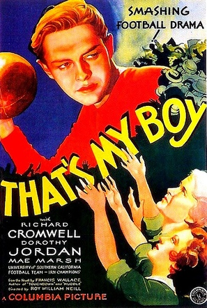 That's My Boy - Movie Poster (thumbnail)