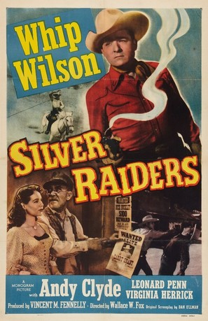 Silver Raiders - Movie Poster (thumbnail)