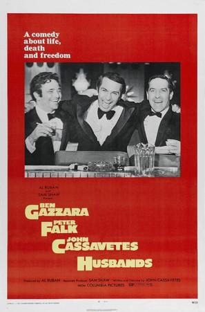 Husbands - Movie Poster (thumbnail)